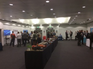 Networking at ILI2015