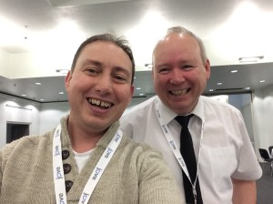 Paul & Neil at ILI2015