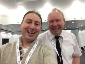 Paul & Neil at ILI2015
