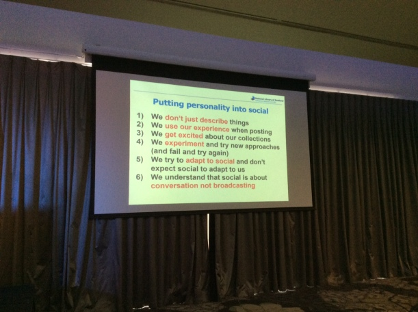 Stewart Hardy 'putting personality into social'